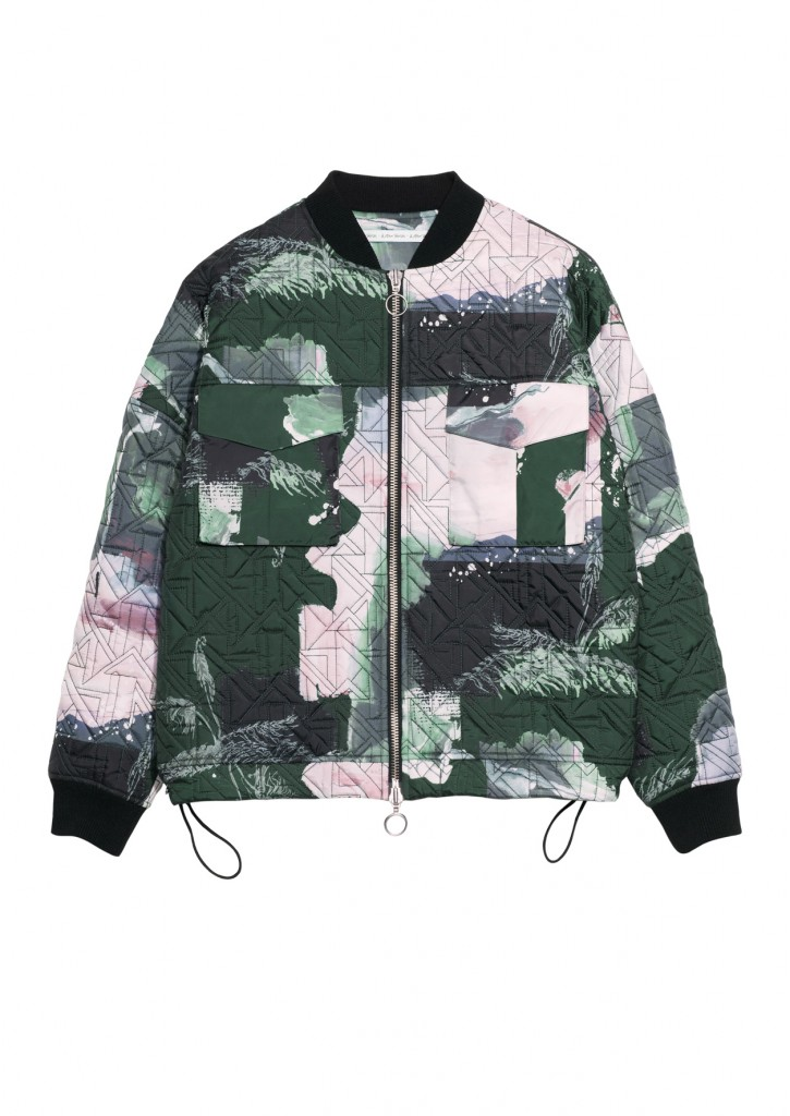 Fashion Graze & Other Stories - padded jacket - 95 euro