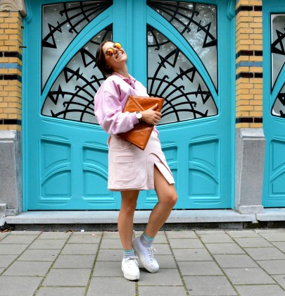 Outfit: Girly Pink