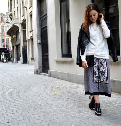 Outfit: Leather Jacket Love
